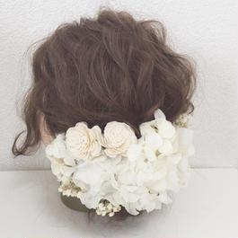 antique 〜all white〜 【アンティーク オールホワイト】