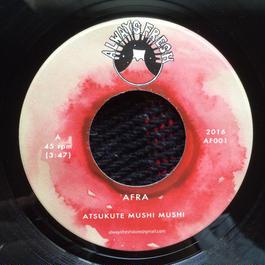"AFRA - Atsukute Mushi Mushi 7"""