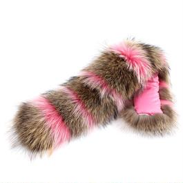 予約受付*Colored Furモッズコート スペアファー