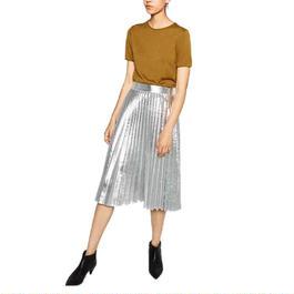 Foilプリーツスカート