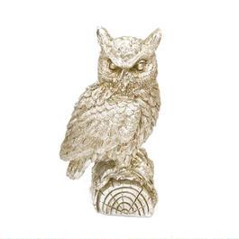 Horned Owlオブジェ