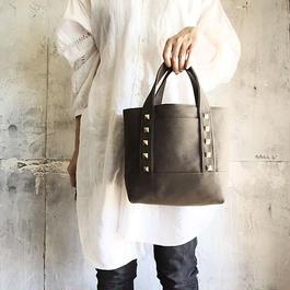 canvas tote bag medium (khaki)