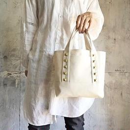 canvas tote bag  medium (white)