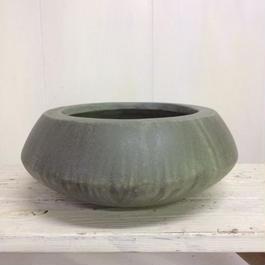 平鉢 アンティークグリーン Mサイズ 植物鉢