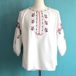 1930s traditional Ukrainian  blouse