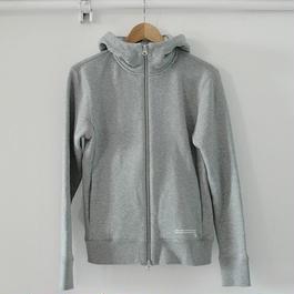 【限定予約生産】 ZIP PARKA(Gray)