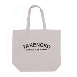 T▲KENOKO Arc Logo Tote Bag