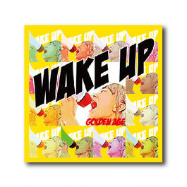 GOLDEN AGE【WAKE UP】CD
