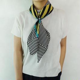 レザーリングスカーフ