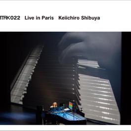ATAK022 Live in Paris Keiichiro Shibuya