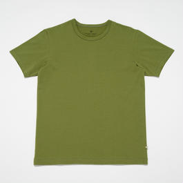 STELLAR CONFLICT天竺 S/S T-SHIRT SPRING GREEN