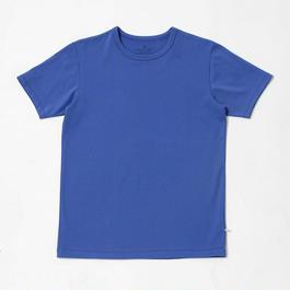 STELLAR CONFLICT天竺 S/S T-SHIRT ROYAL BLUE