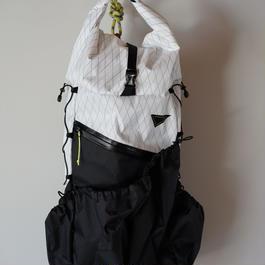 PAC-03  without waist belt  (Col:   vx07WHT / vx21BLK)