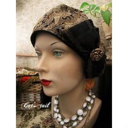 クラシカルベレー帽