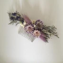 ヘッドアクセサリー M tail purple