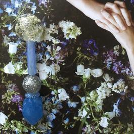 耳飾りWater flower =halfcube M  232=