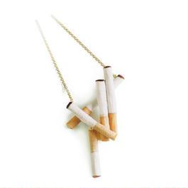tabacco ネックレス
