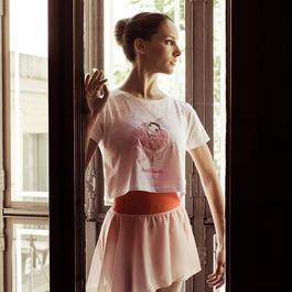 Cropped Style T-shirt 'Sugar Plum Fairy'(本体価格:¥4,900)