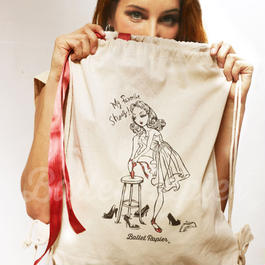 BACKPACK 'THE RED SHOES'(本体価格:¥2,500)BAGR01