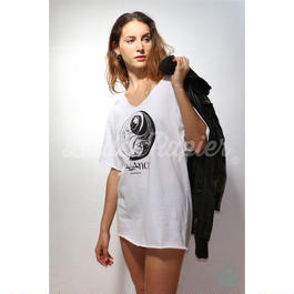 Oversized T-shirt 'BALANCE'(本体価格:¥3,600)RIY01
