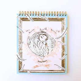ノート 'PAVLOVA'(本体価格:¥1,500)NAP01