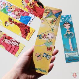 Bookmarks・しおり(本体価格:¥380)