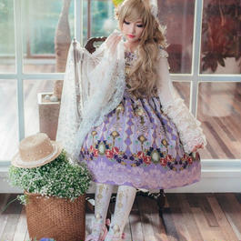 Rapunzel, imprisoned princessジャンパースカート【入金確認後3日以内配送】