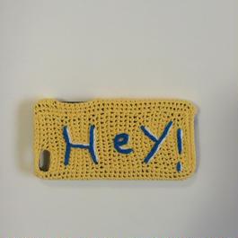 iPhoneカバー(Hey!)