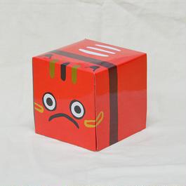 べいコロキューブ型ティッシュBOX