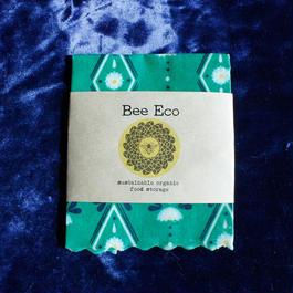 Bee Eco Wrap 【size S】18cm×18cm / s-03