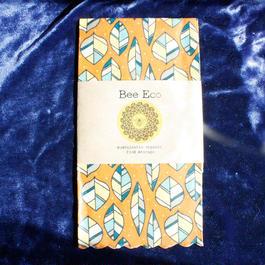 Bee Eco Wrap【size L】 33cm×33cm / L-05