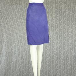 1980's Vintage【Tancredi,Coles TORONTO】Leather skirt