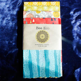 Bee Eco Wrap5枚セット【size S×2,M,L,XL】5s-02