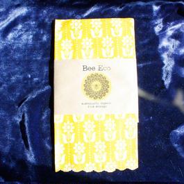 Bee Eco Wrap【size L】 33cm×33cm/ L-02