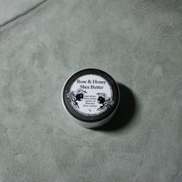 【épine / エピン】ローズ & ハニーシアバター 8g