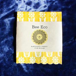 Bee Eco Wrap 【size S】18cm×18cm / s-02