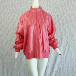 Vintage【ZOD CLUB】Pink Nylon Parka