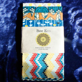 Bee Eco Wrap5枚セット【size S×2,M,L,XL】5s-03