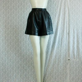 Leather Short bottoms