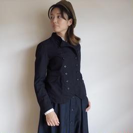 FWK by ENGINEERED GARMENTS Chelsea Jacket - Uniform Serge NAVY