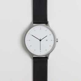 INSTRMNT 時計 BLACK/WHITE