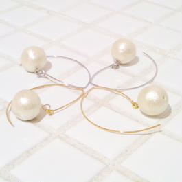 D*cotton pearl pierce