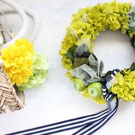Springring wreath