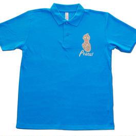 ie Peanut(ピーナッツ) ポロシャツ ライトブルー