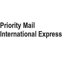 Priority Mail エクスプレスインターナショナル・メール(USPS)利用配送