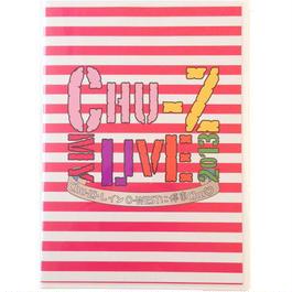 【DVD】CHU-Z MY LIVE2013 Chu-ZトレインO-WESTに停車Chu