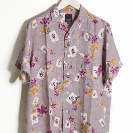 BRUNABOINNE  BFWシャツ  ブルーナボイン