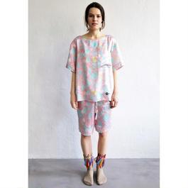 半袖トップ(ピンク)•パンツは別売です