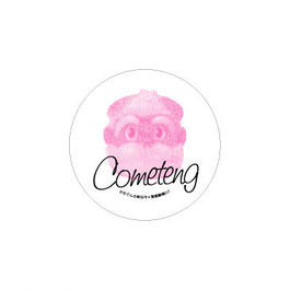 COMETENG BUTTON BADGE '15/001