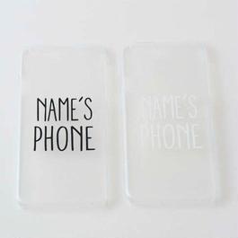 【名入れ】iPhoneケース 手書き風